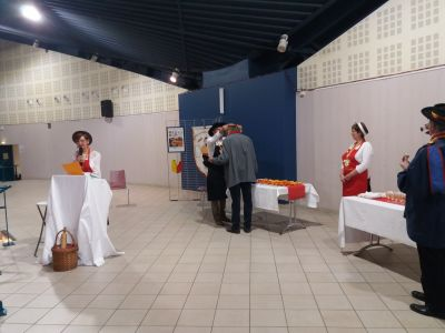 reception du cordon