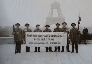 6 Semaine Gastonomique Tour Eiffel.