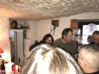 visite de cave