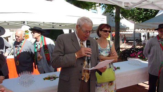 Jean Claude LECHARPENTIER, Président