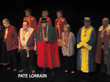 Pate Lorrain