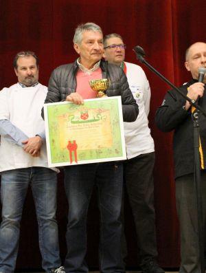 Concours Tourte À L\'andouilles(51)